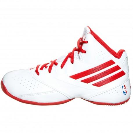 3298d89fa2feb SCARPA ADIDAS BASKET 3 SERIES NBA JR