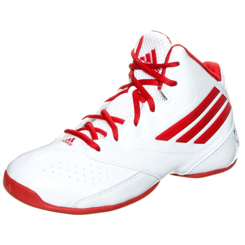 ... SCARPA ADIDAS BASKET 3 SERIES NBA JR ...