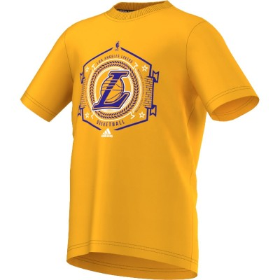 T.SHIRT ADIDAS LAKERS NBA