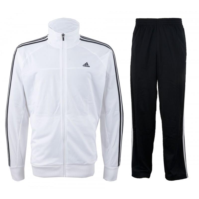 giacca adidas azzurra e bianca