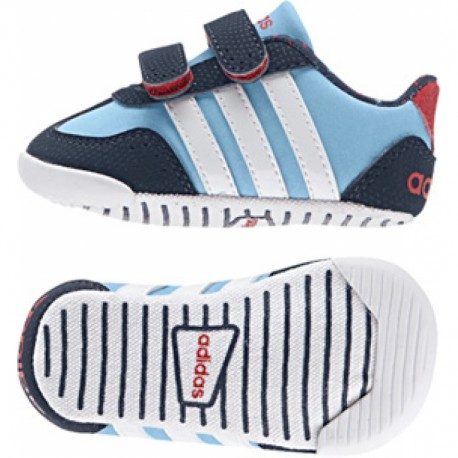 low priced 7e2cb 948a9 SCARPA ADIDAS NEONATO DINO CRIB