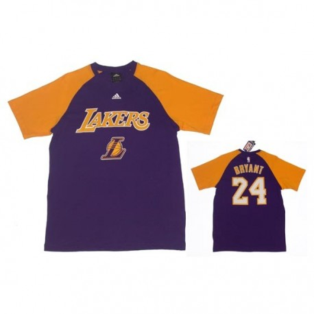 T-SHIRT ADIDAS NBA LAKERS