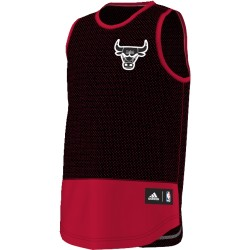 COMPLETO BASKET RAGAZZO DOUBLE FACE CHICAGO BULL NBA