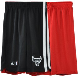 PANTALONE BASKET DOUBLE FACES -ADIDAS CHICAGO BULLS